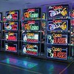 Ducomi® - Enseigne lumineuse LED avec inscription,panneau vintage avec néons lumineux à intermittence,idéal pour les magasins, pubs, pizzerias ou maison-48x 25x 2,5cm Bar de la marque Ducomi image 4 produit