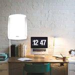 'Duronic SADV1 Lampe de luminothérapie pour traiter le trouble affectif saisonnier – Lampe à lumière du jour de 10 000 lumens médicalement certifié 93/42/CEE de la marque Duronic image 4 produit