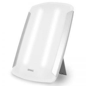 'Duronic SADV1 Lampe de luminothérapie pour traiter le trouble affectif saisonnier – Lampe à lumière du jour de 10 000 lumens médicalement certifié 93/42/CEE de la marque Duronic image 0 produit