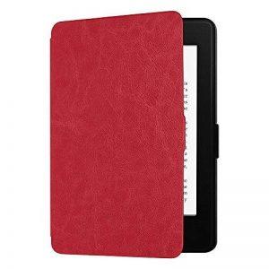 EasyAcc Kindle Paperwhite Flip EasyAcc® Kindle Paperwhite Cover etui case housse en cuir Pour Kindle Paperwhite Coque Pochette avec mise en veille automatique (PU Cuir, Fermeture magnétique) … de la marque EasyAcc image 0 produit
