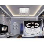 ECD Germany 5050 SMD 15m Ruban 60 LED/m + Adapteur d'alimentation 5A + Télécommande 44 boutons de la marque ECD-Germany image 2 produit