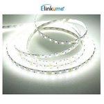 Elinkume 10M Bande Flexible 60 SMD 5050 Bande Flexible Blanc Froid Bandes LED Flexibles DC12V LED(SMD) Strip de la marque ELINKUME image 2 produit