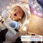 ELINKUME LED Guirlande Lumineuse Puissance de la Batterie Blanc Chaud Fée lampe Propulsé 50LEDs 16,4 pi Fil de Cuivre Twinkle LED Lampe pour la Décoration Bricolage de la marque ELINKUME image 4 produit