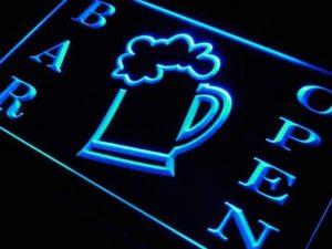 enseigne de bar TOP 1 image 0 produit