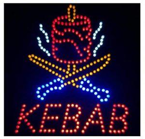 enseigne kebab TOP 2 image 0 produit