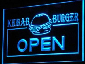 enseigne kebab TOP 8 image 0 produit