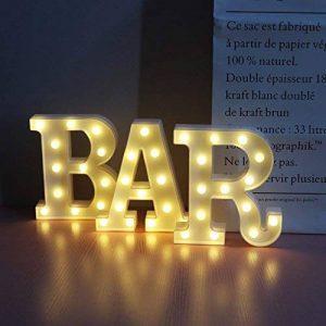 enseigne lumineuse bar TOP 9 image 0 produit
