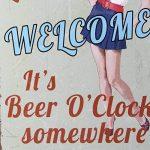 enseigne lumineuse bière TOP 8 image 4 produit
