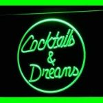 enseigne lumineuse cocktail TOP 0 image 4 produit