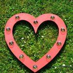 """Enseigne lumineuse en bois """"Coeur"""" de la marque Just a Spark image 1 produit"""