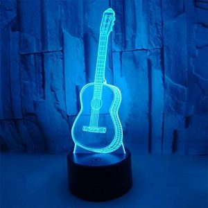 enseigne lumineuse guitare TOP 10 image 0 produit