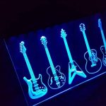 enseigne lumineuse guitare TOP 4 image 2 produit