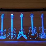enseigne lumineuse guitare TOP 4 image 3 produit
