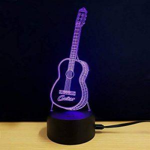 enseigne lumineuse guitare TOP 8 image 0 produit