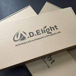 Enseigne lumineuse à LED Crêperie 48x24x2.5 cm de la marque ADE LIGHT image 2 produit