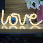 enseigne lumineuse love TOP 4 image 4 produit