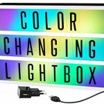 enseigne lumineuse personnalisable TOP 8 image 1 produit