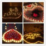 EverBrite Lot de 48 Bougies à LED Sans Flamme Decoration pour Table Soirée Anniversaire Mariage (Jaune Claire) de la marque EverBrite image 2 produit