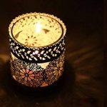 EverBrite Lot de 48 Bougies à LED Sans Flamme Decoration pour Table Soirée Anniversaire Mariage (Jaune Claire) de la marque EverBrite image 4 produit