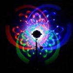 Eyourlife Lampe de Scène RGB 12x1W Par LED RGB Boule de Cristal Magique 2-EN-1 8CH DMX 512 Auto Maître-esclave Contrôle Sonore Télécommande pour Soirée Disco DJ Club avec EU Prise de la marque Eyourlife image 2 produit