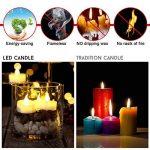 fausses bougies en cire TOP 2 image 1 produit