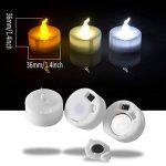 fausses bougies en cire TOP 2 image 4 produit