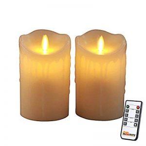 fausses bougies en cire TOP 9 image 0 produit