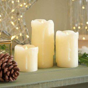 Fausses bougies : notre comparatif TOP 1 image 0 produit