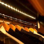 Flexible 3.28ft LED Bande Lampe Rubans à LED, OXOQO 4 AAA Batteries Opérés Capteur de Mouvement Activé, éclairage de Bande pour les Placards, les Couloirs, les Tiroirs, les Escaliers, 2 Pièces( Pas de Batterie Inclus) de la marque OXOQO image 4 produit