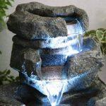 Fontaine d'Intérieur Shubunkin à LED - Zen et Relaxation de la marque Ambiente image 2 produit