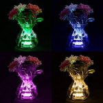 FURADO 10 RGB Multi Changement de couleur étanche LED pour vase, aquarium, bassin, Halloween, Noël, plastique de la marque Furado image 2 produit