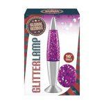 Global Gizmos 40,6cm rétro classique Paillettes lampe, verre, Violet de la marque Global Gizmos image 4 produit
