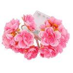 Générique 20-LED Guirlande Lumineuse Motif Fleur Rose Lamps Blanc Lumière Noël de la marque Générique image 1 produit