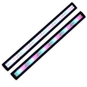 GOOBAT D'éclairage LED pour Aquarium, Tricolores à Del Lampe pour Aquariums d'eau Douce Contenant des Plantes 120-140 cm, 50W de la marque GOOBAT image 0 produit