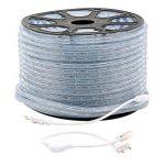 GreenSun 20m Ruban à LED Strip Flexible Bande éclairage 36Leds/m IP65 étanche Bleu utiliser directement pas besoin de l'adapteur de la marque GreenSun image 2 produit