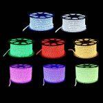 GreenSun 20M Ruban LED Lumineuse Etanche RGB Multicolore SMD 5050 LED avec Changement de Couleur Flexible Bande éclairage 720W télécommande 44 Touches de la marque Neverland image 1 produit