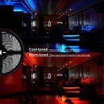 Guaiboshi Ruban LED Étanche 5M Bande LED 5050 RGB Guirlande Lumineuse avec IR Télécommande + 12V 3A Sélection de couleurs Stripes Set Flexible Extensible DIMM Bar pour maison, jardin, décoration [Classe énergétique A +] de la marque guaiboshi image 2 produit