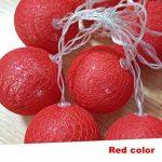 guirlande boule couleur TOP 4 image 2 produit