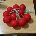 guirlande boule de coton TOP 5 image 4 produit