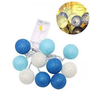 guirlande boule lumineuse bleu TOP 8 image 0 produit