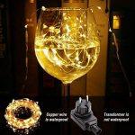 guirlande de noël lumineuse extérieur TOP 2 image 3 produit