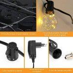 guirlande electrique boule blanche TOP 10 image 4 produit