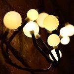 guirlande electrique boule blanche TOP 6 image 4 produit