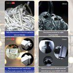 guirlande electrique extérieur blanche TOP 2 image 4 produit