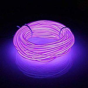 guirlande electrique violette TOP 2 image 0 produit