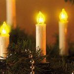 Guirlande imitation bougie - 20 lampes LED de la marque Lunartec image 3 produit