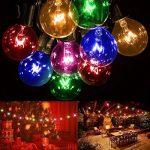 guirlande électrique led multicolore TOP 3 image 1 produit