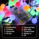 guirlande électrique led multicolore TOP 4 image 3 produit