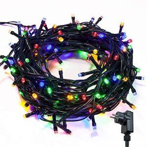 guirlande électrique led multicolore TOP 5 image 0 produit
