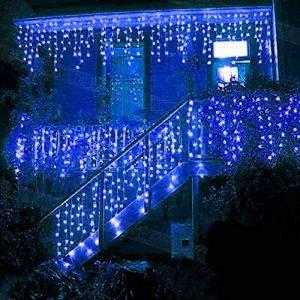 Guirlande lumineuse, 216 LED 5 M LED cordes, Rideau lumineux, LED étoilées de la marque BUOCEANS image 0 produit